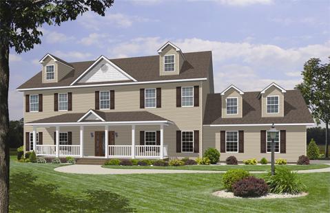 Brandenton - Homes by Vanderbuilt Modular Home